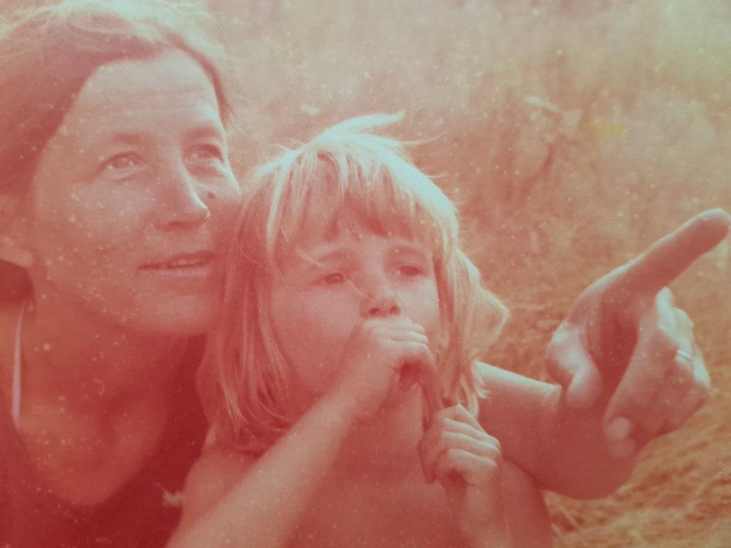 minke en moeder